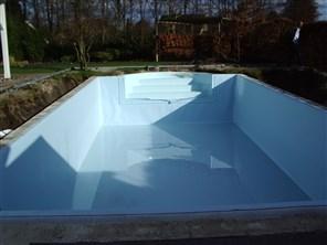zwembad vullen